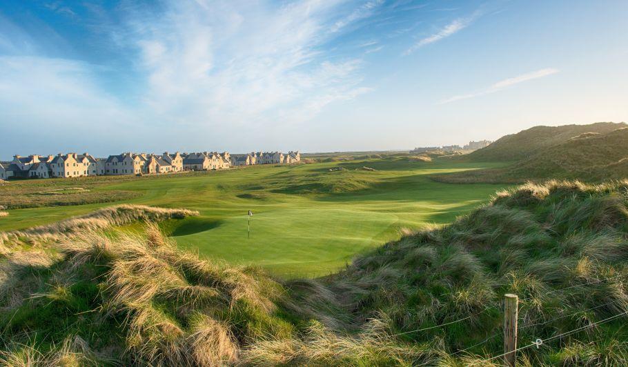 trump doonbeg golf course