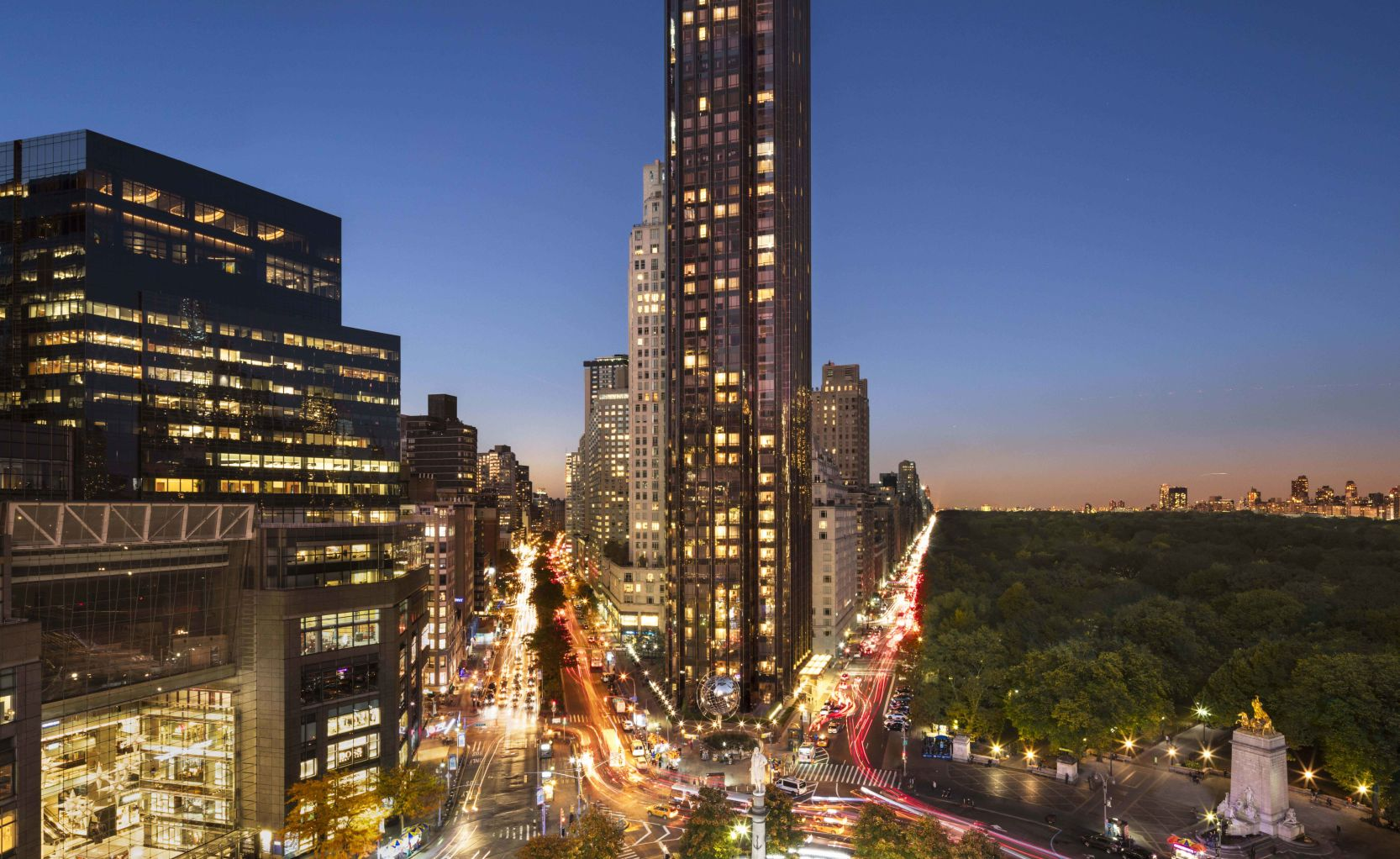 Manhattan & Central Park Hotel | Trump International Hotel New York new york five star hotels