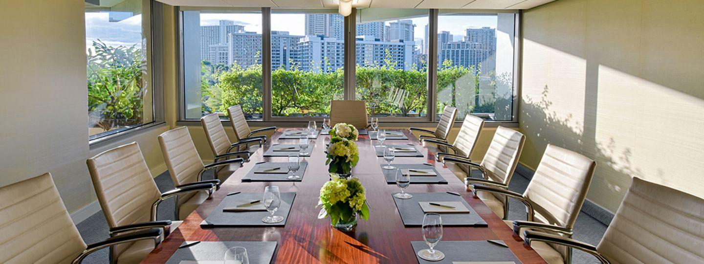 Executive Boardroom at Waikiki
