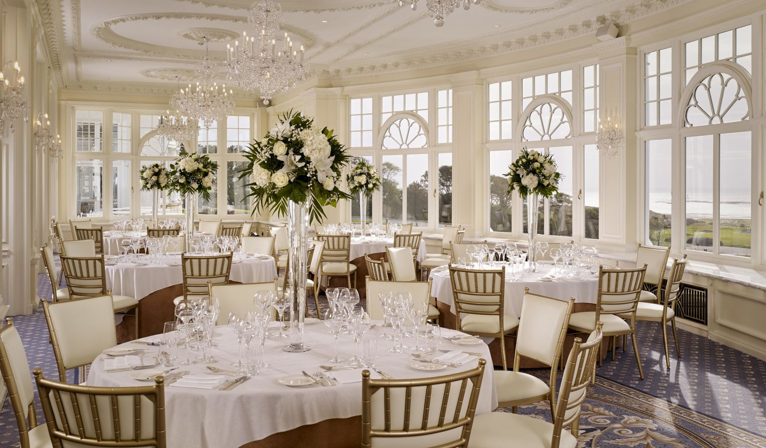 Luxury Event Room