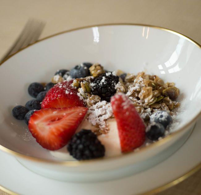 breakfast in virginia