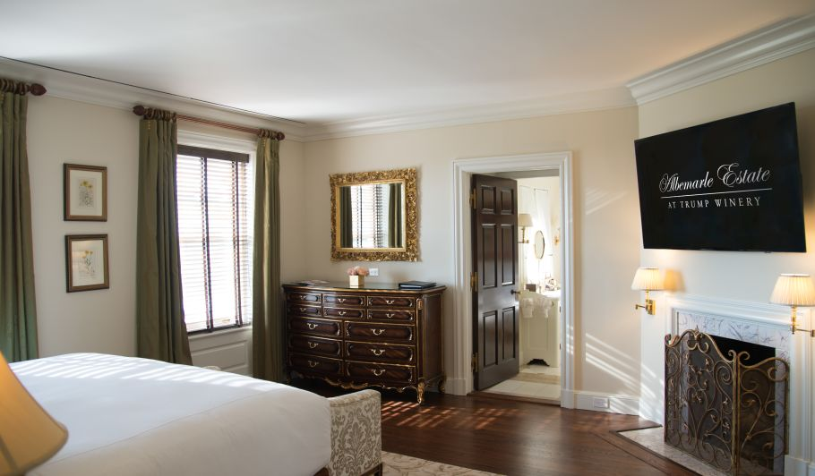 Albemarle Estate Guest Room