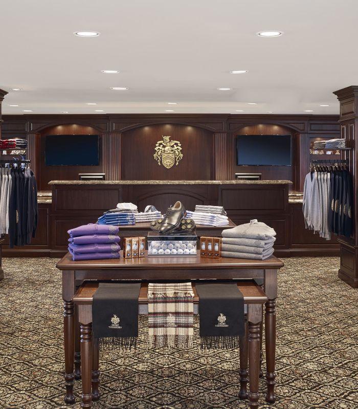 Trump Turnberry Golf Shop