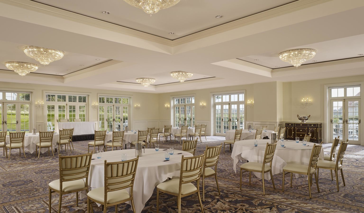 Spacious Event Venue