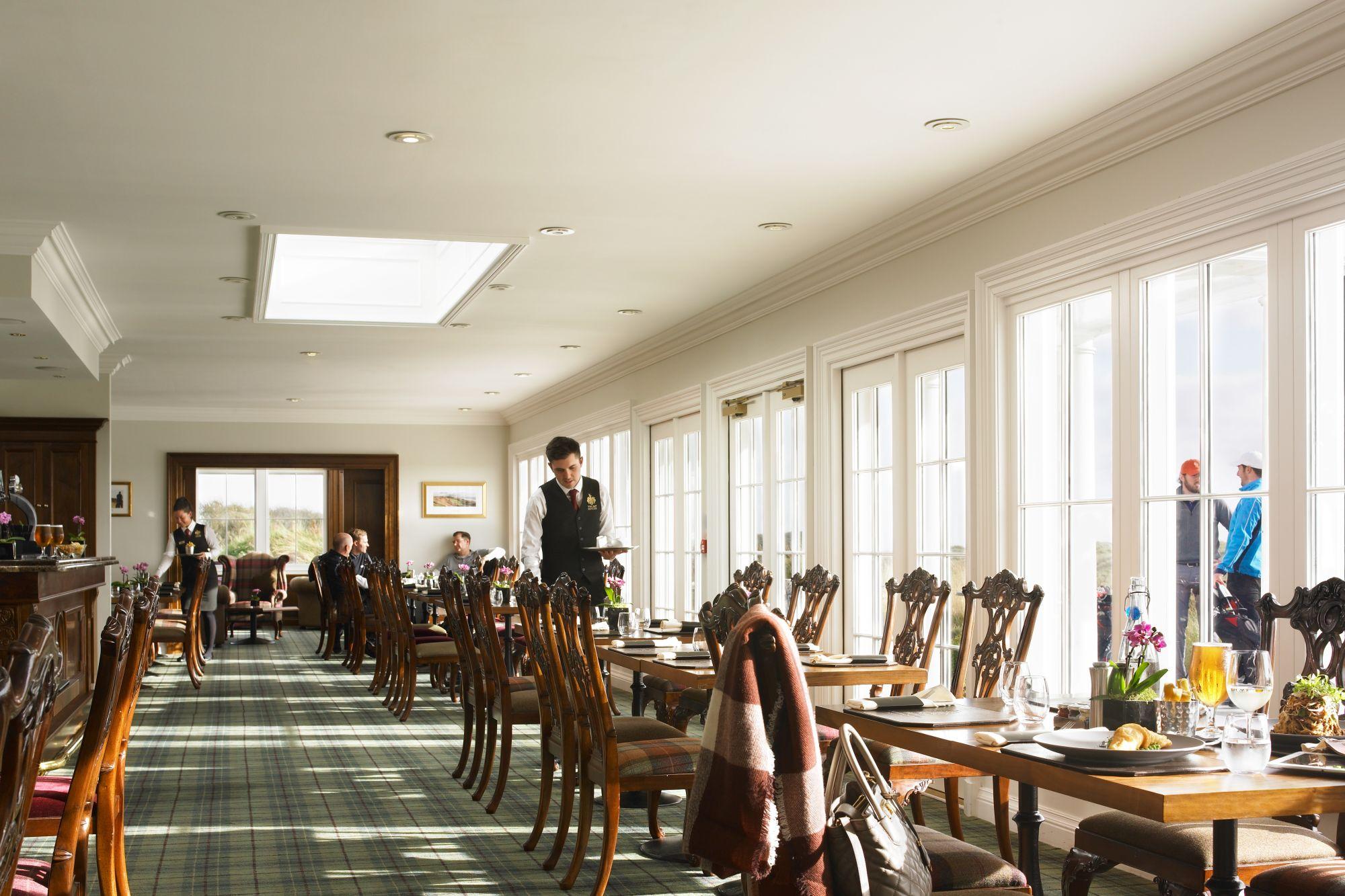 Aberdeenshire Scotland Restaurant