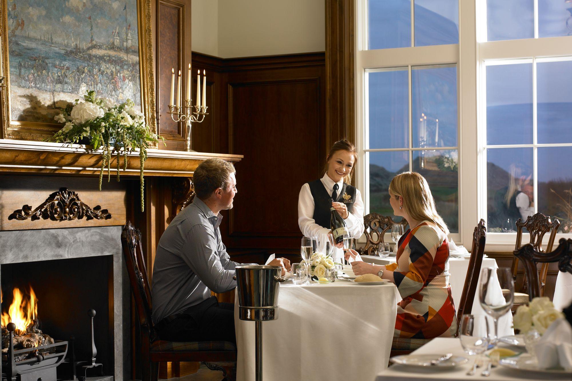 Aberdeenshire Scotland Dining