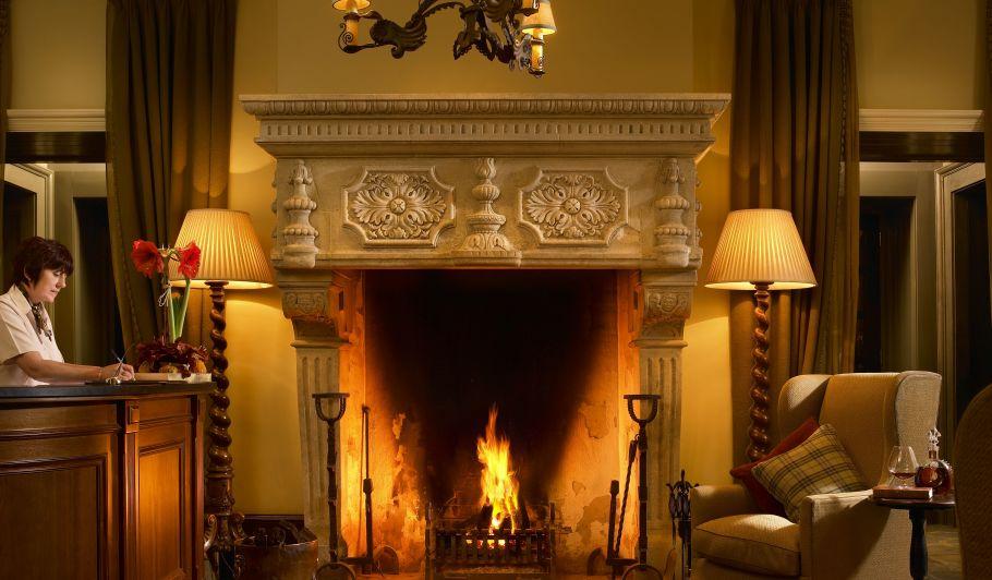 doonbeg cozy lobby