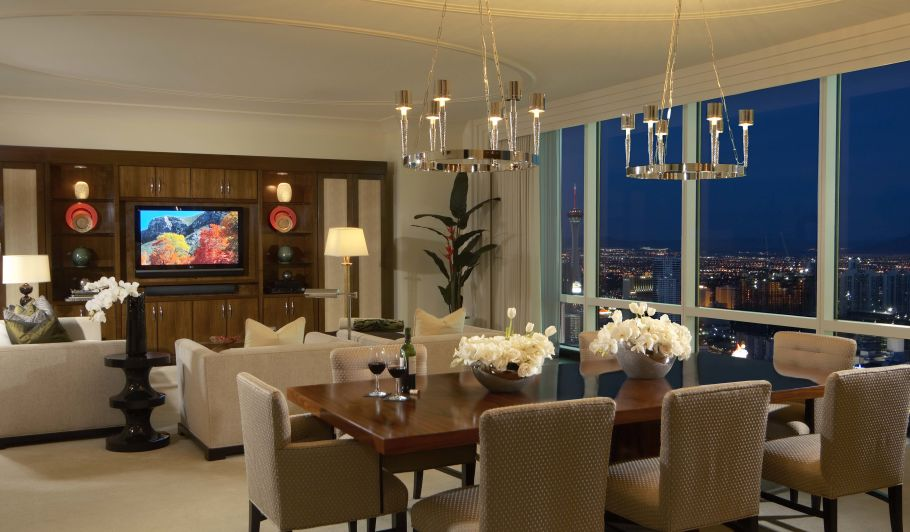 Multi Bedroom Suites Las Vegas Trump Las Vegas Signature Suites