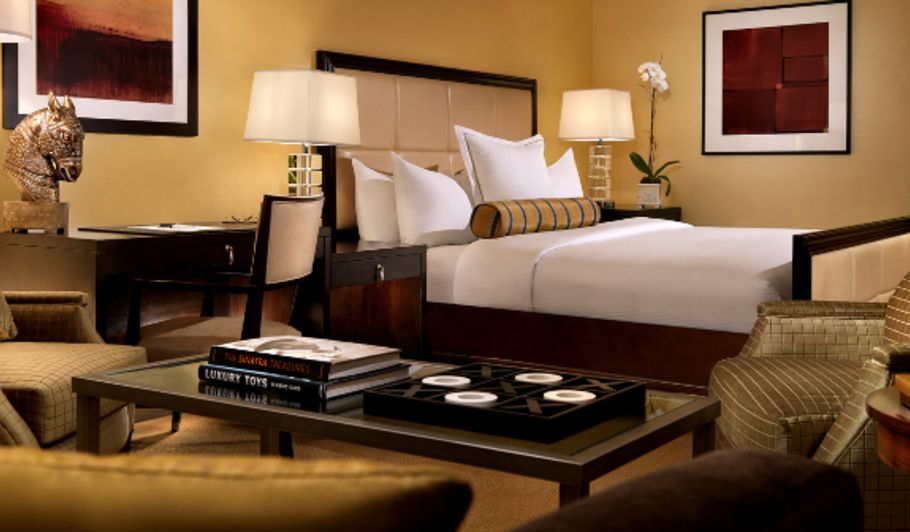 Bed Hotel Rooms In Las Vegas