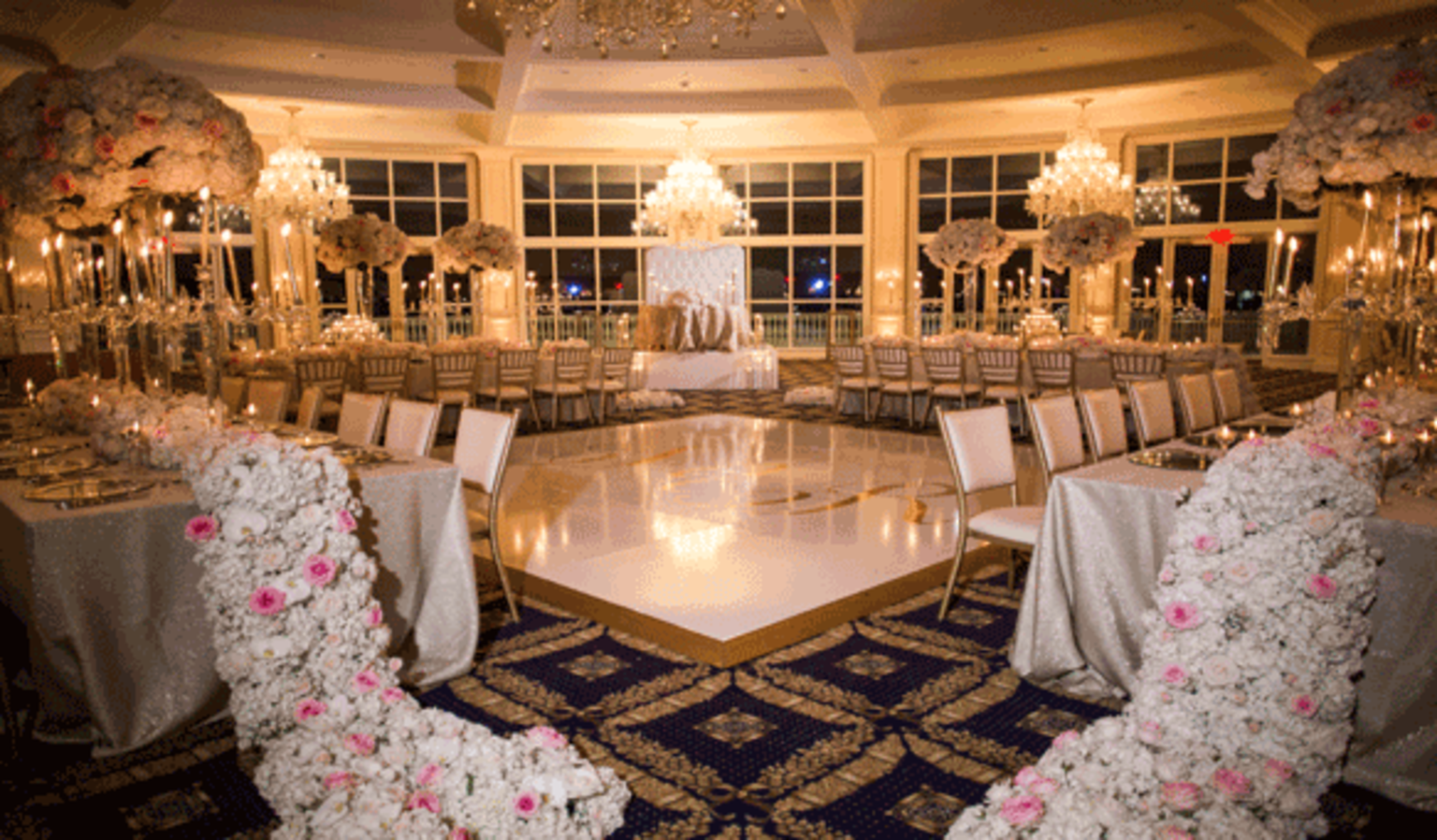 Wedding venues in miami trump doral wedding venues trump national wedding venue junglespirit Image collections