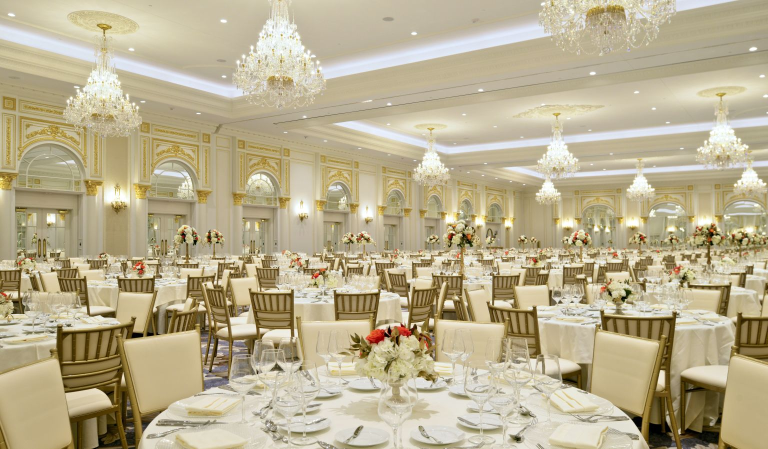 Washington Dc Wedding Venues Trump Hotel Dc Wedding Venues