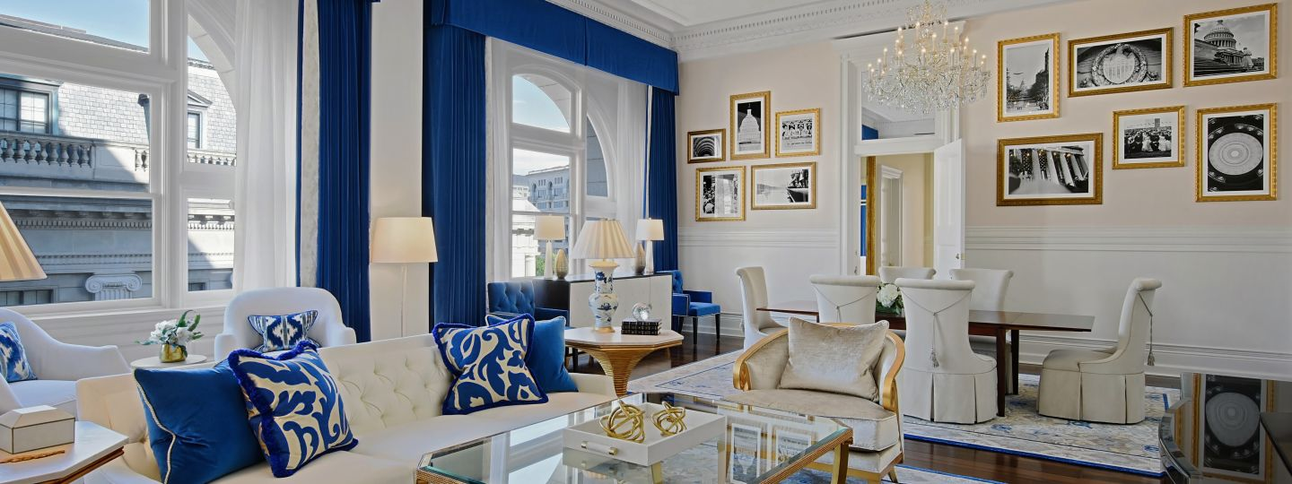 washington dc luxury rooms