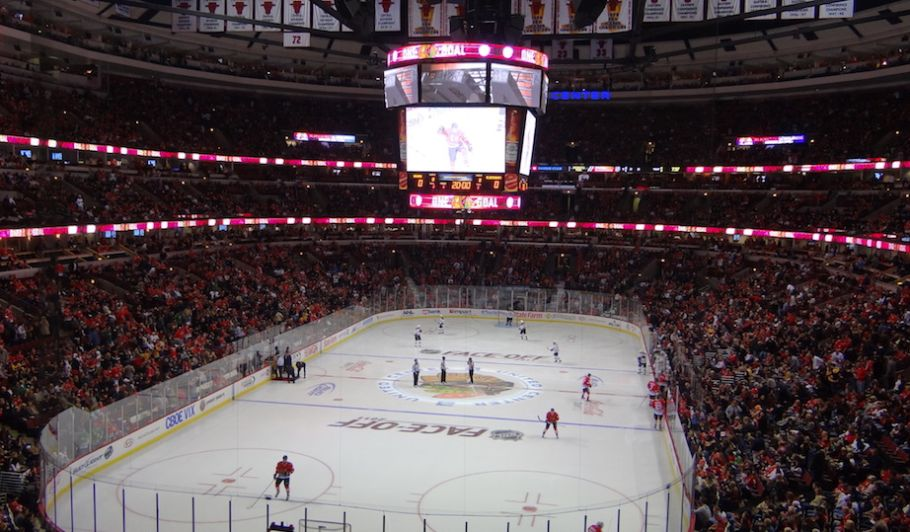 Event - Chicago Blackhawks Home Games