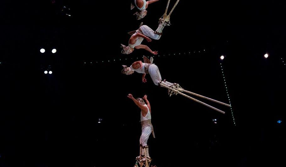 Event - Cirque Du Soleil VOLTA