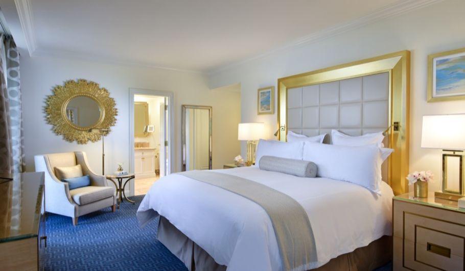 interior guest room