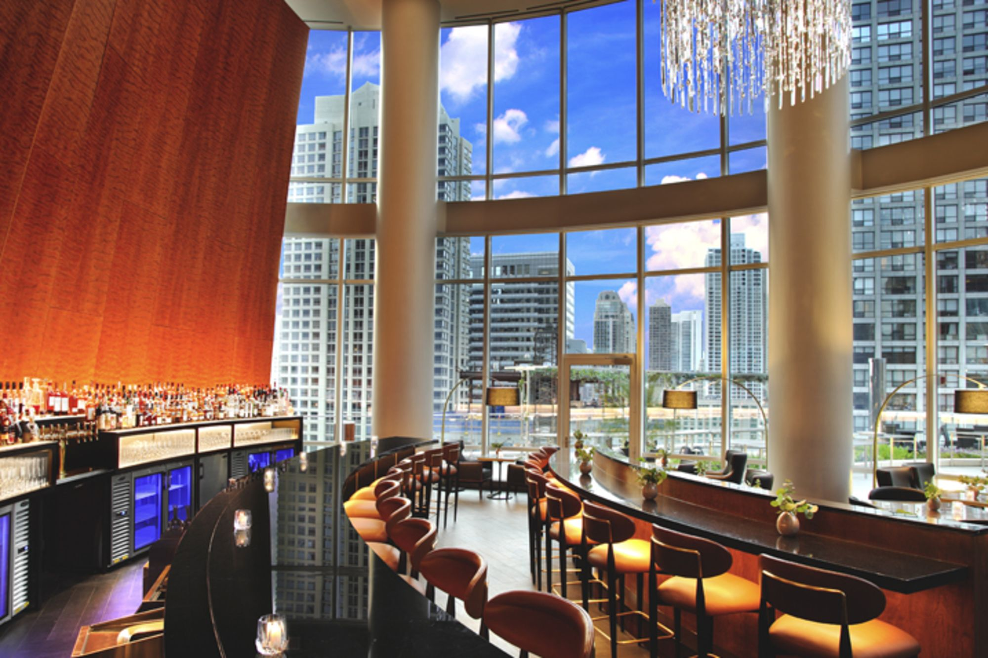 trump chicago dining and bar