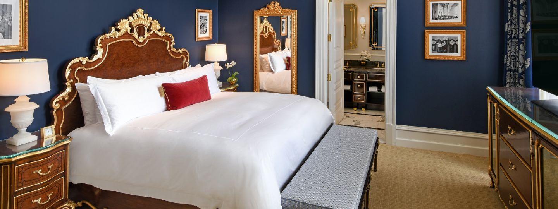 Ivanka Suite Bedroom with Bathroom