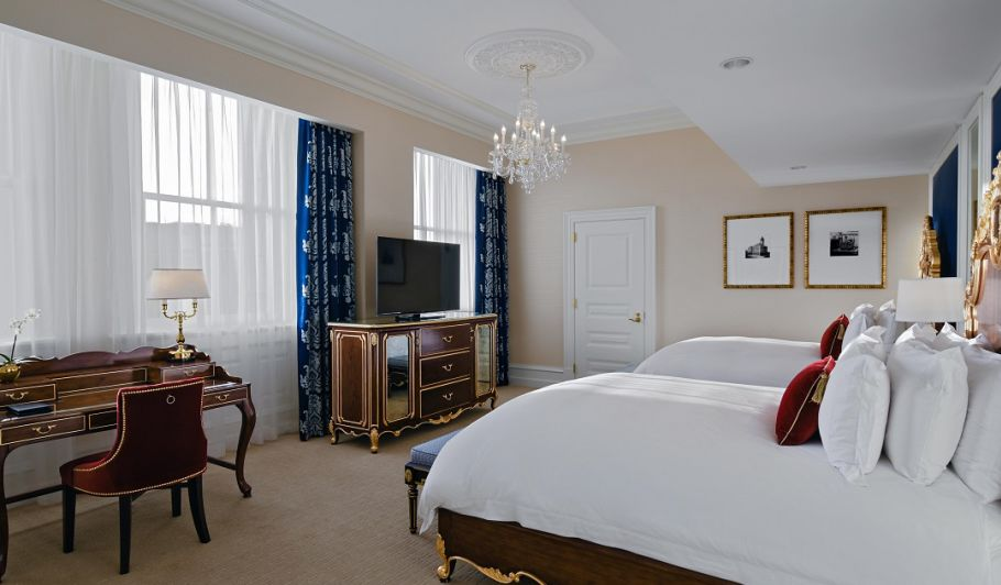 washington DC guest room