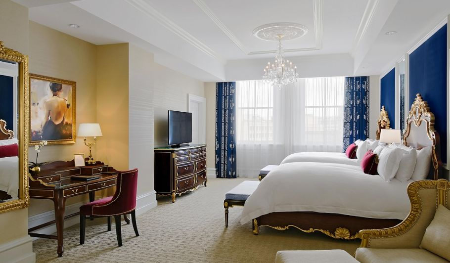 luxury accommodations DC