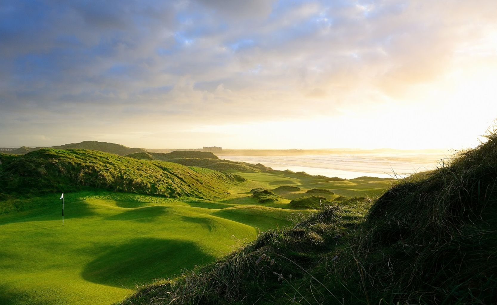 View from Doonbeg Golf Course