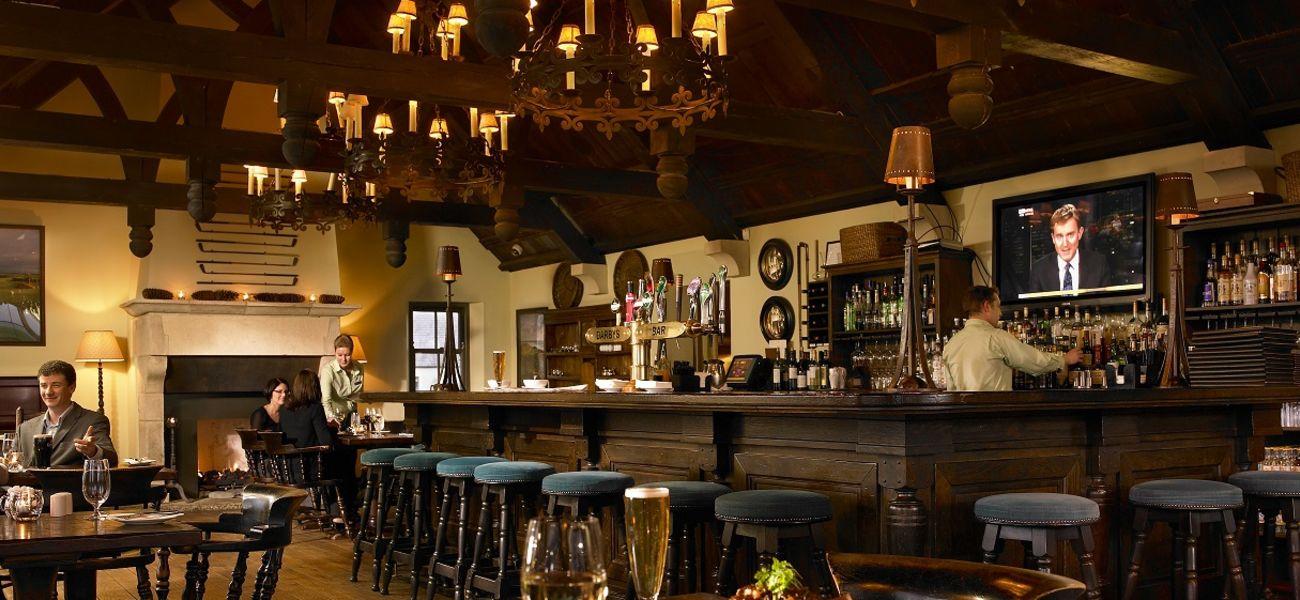Bar at Trump's Bar and Restaurant