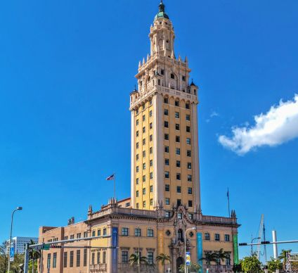 tower in miami