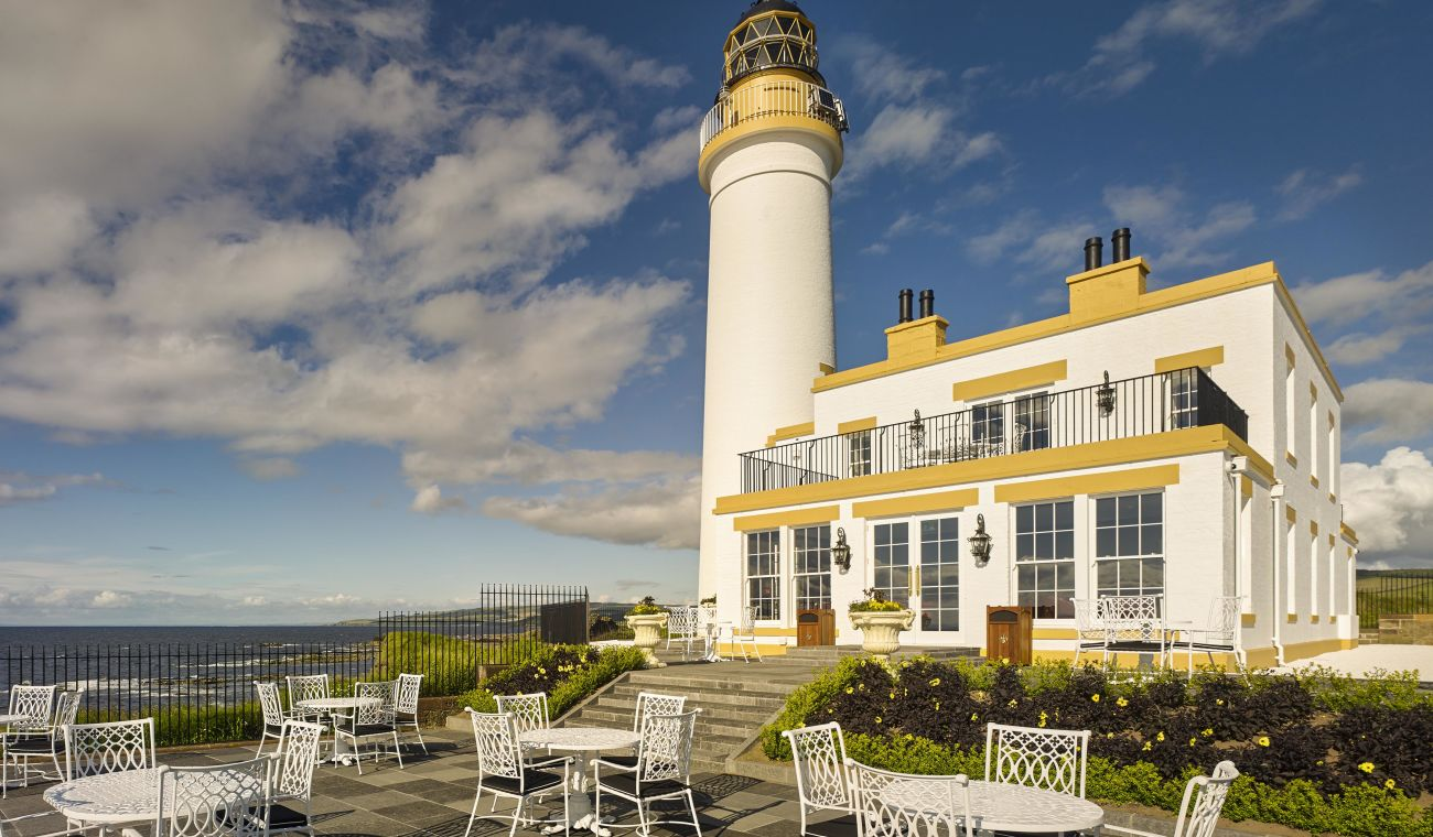 Lighthouse & Outdoor Terrace