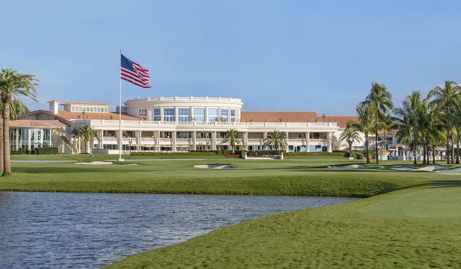exterior of Trump National Doral Miami