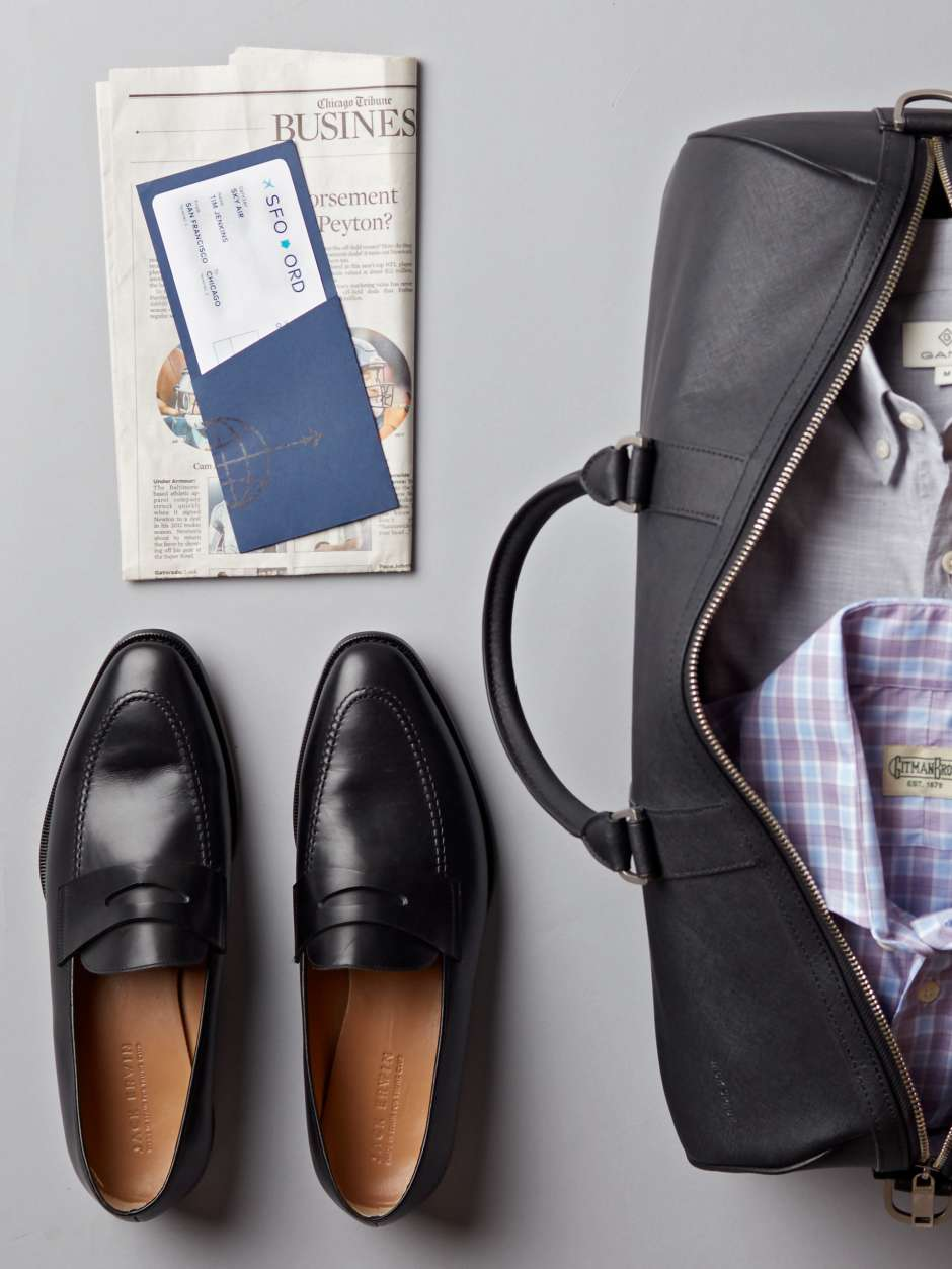 Business Travel Loafers