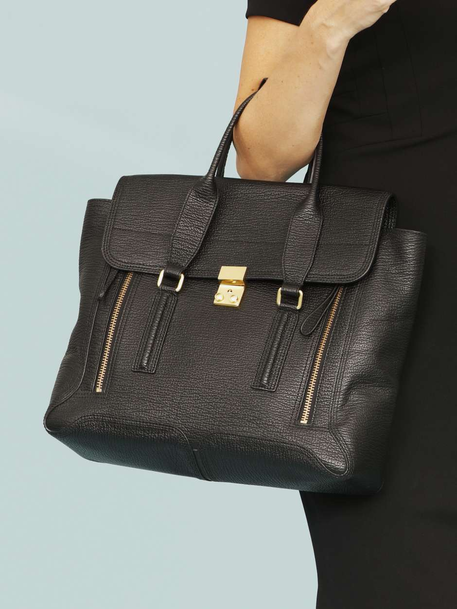 Women's structured bag