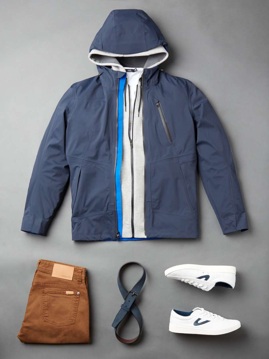 Aether Jacket Blue
