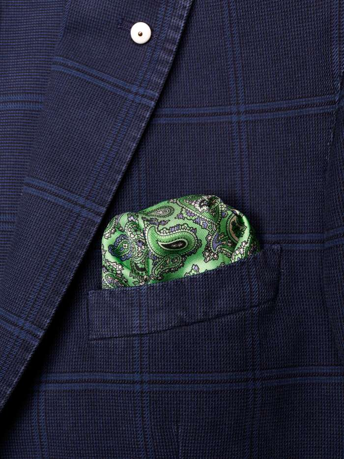 Pocket Squares Look