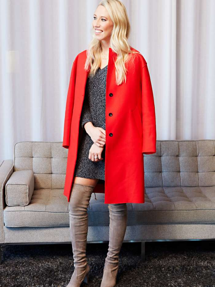 Women's Look - Over-the-Knee Boots Feature Photo