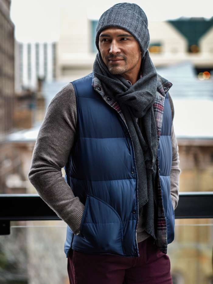 Key components of a great winter outfit
