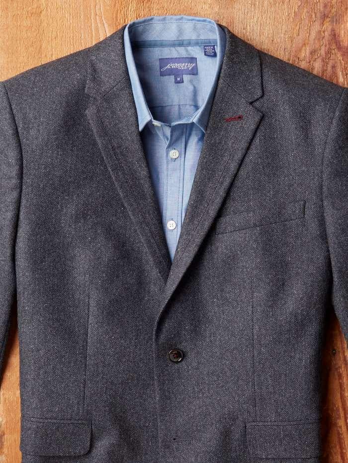 Fall sport coat