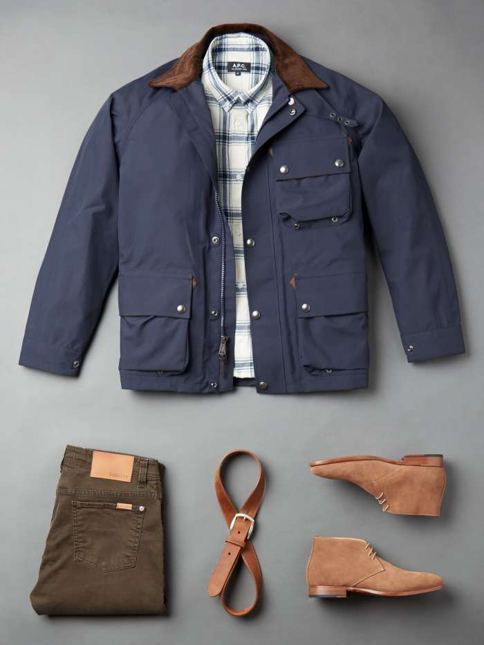 Outerwear Guide Portrait