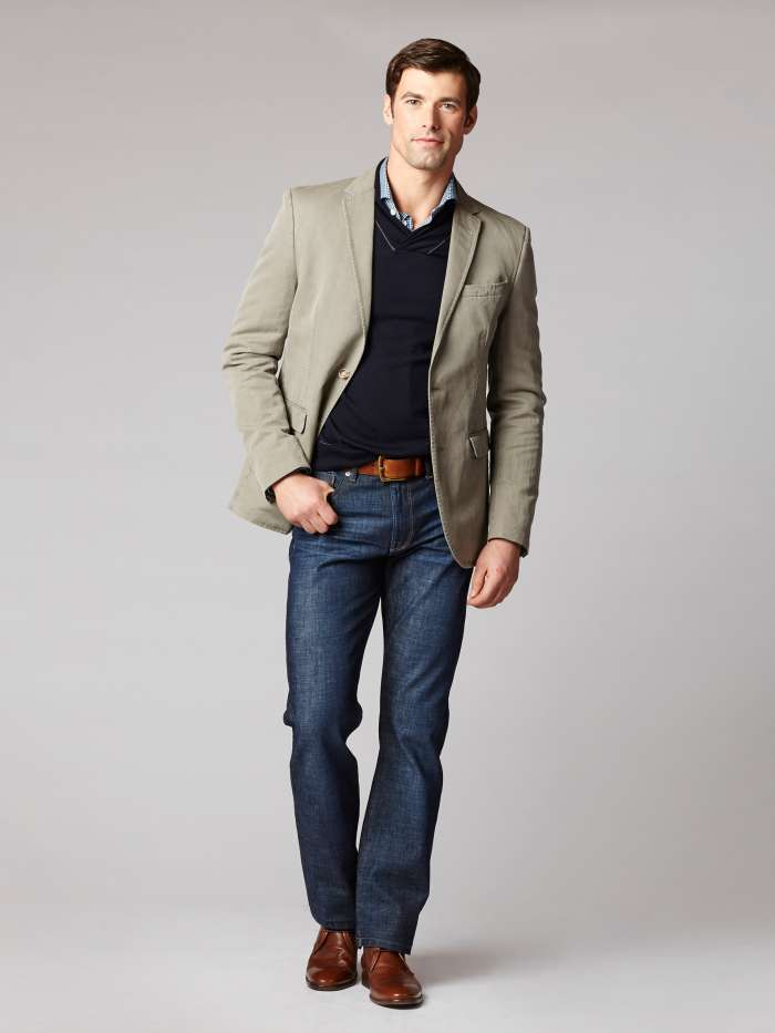 Seasonal sportcoat