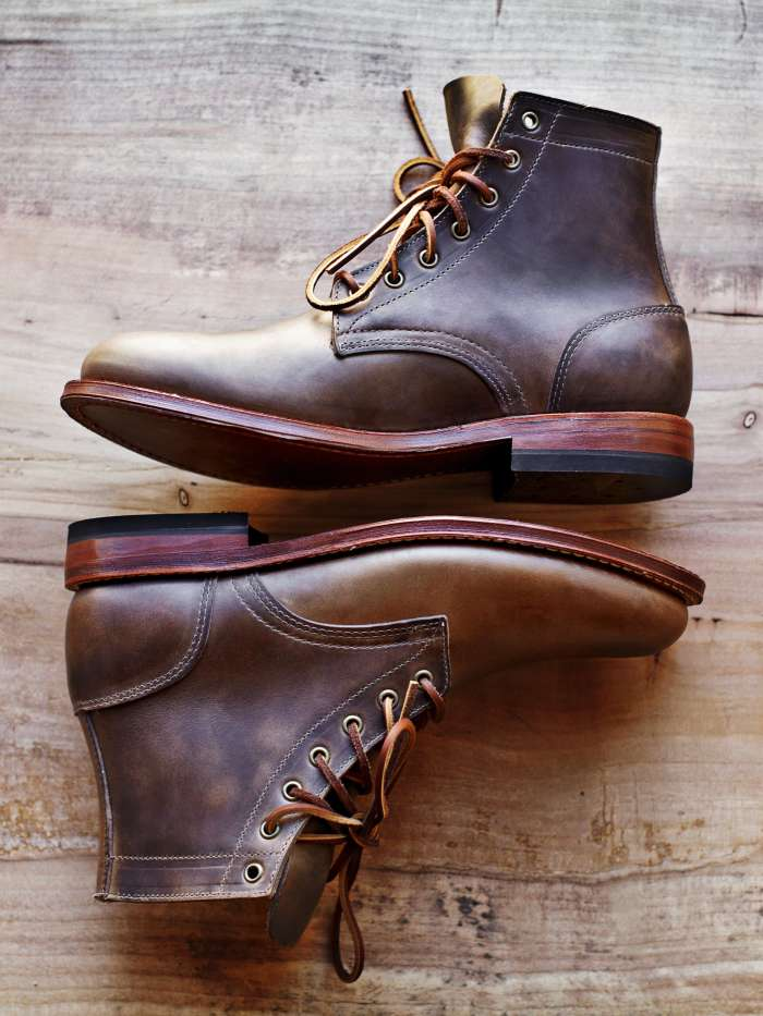 Oak Street Bootmakers Military Boot