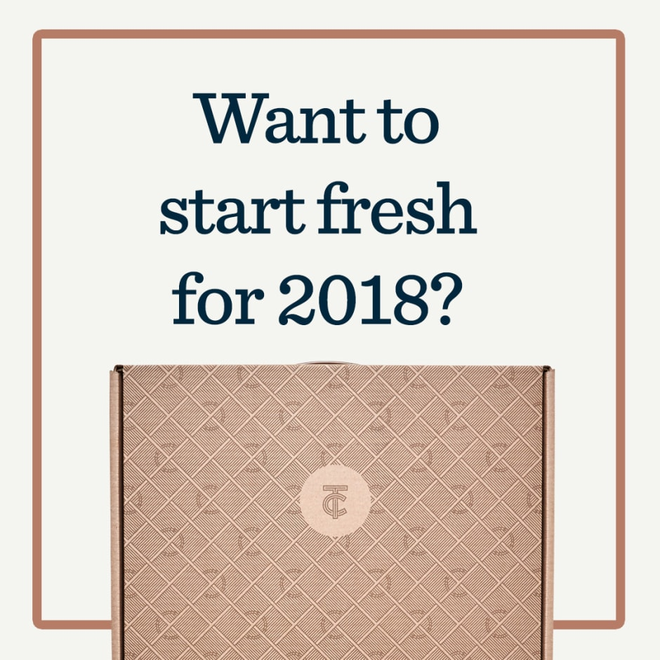 Start the year in style