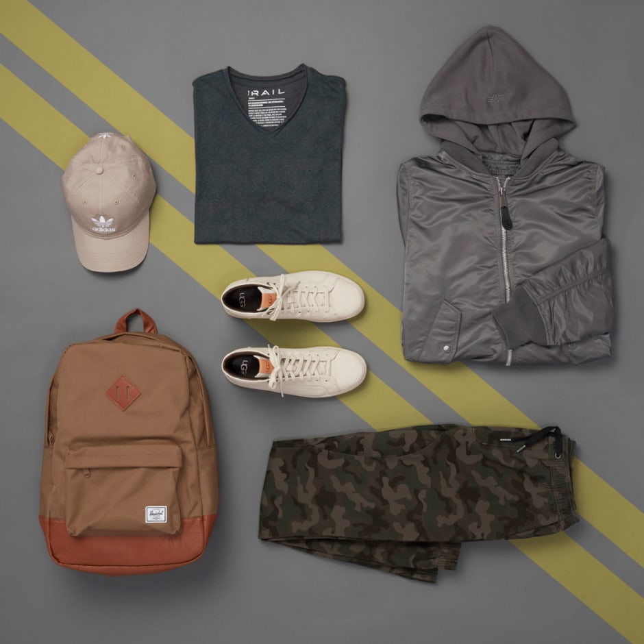 The Athleisure Trunk