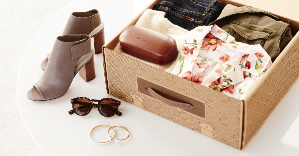 Trunk Club best women's clothing subscription boxes