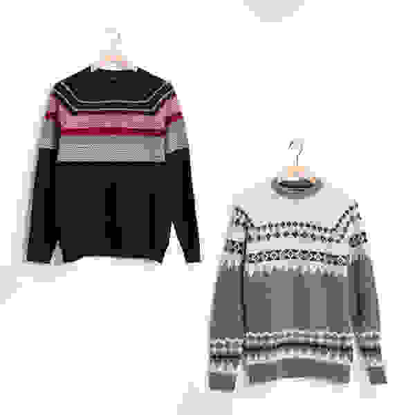 Classic sweaters