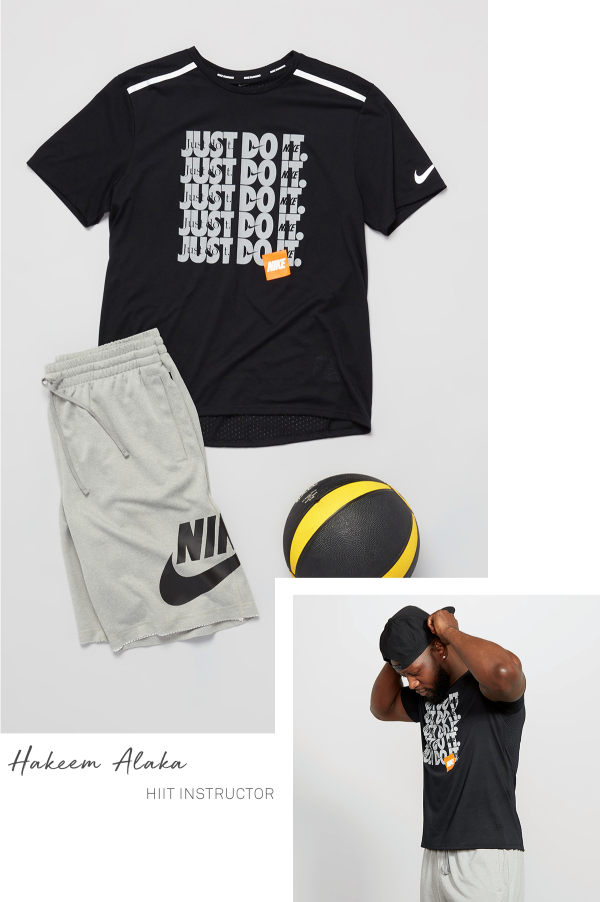 HIIT workout clothing