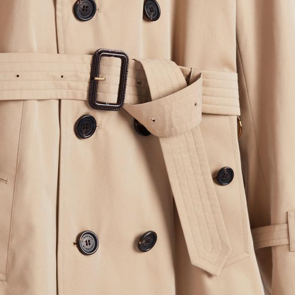 Trench coat belt