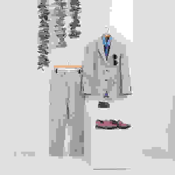 Garden party suit