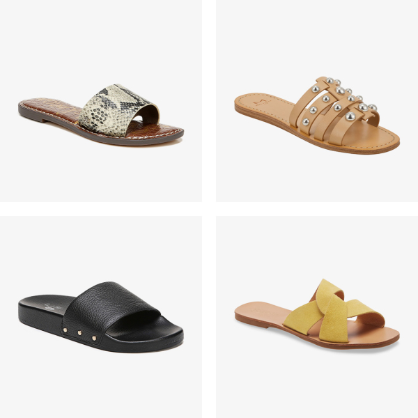 Different Types of Flat Shoes