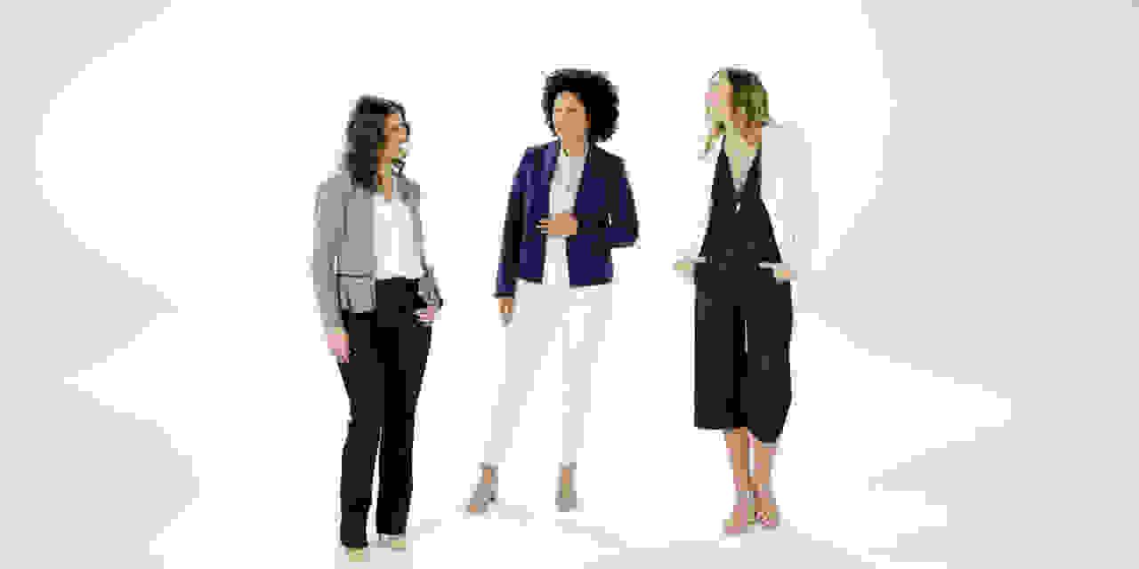 Nine Ways to Wear Denim at Work
