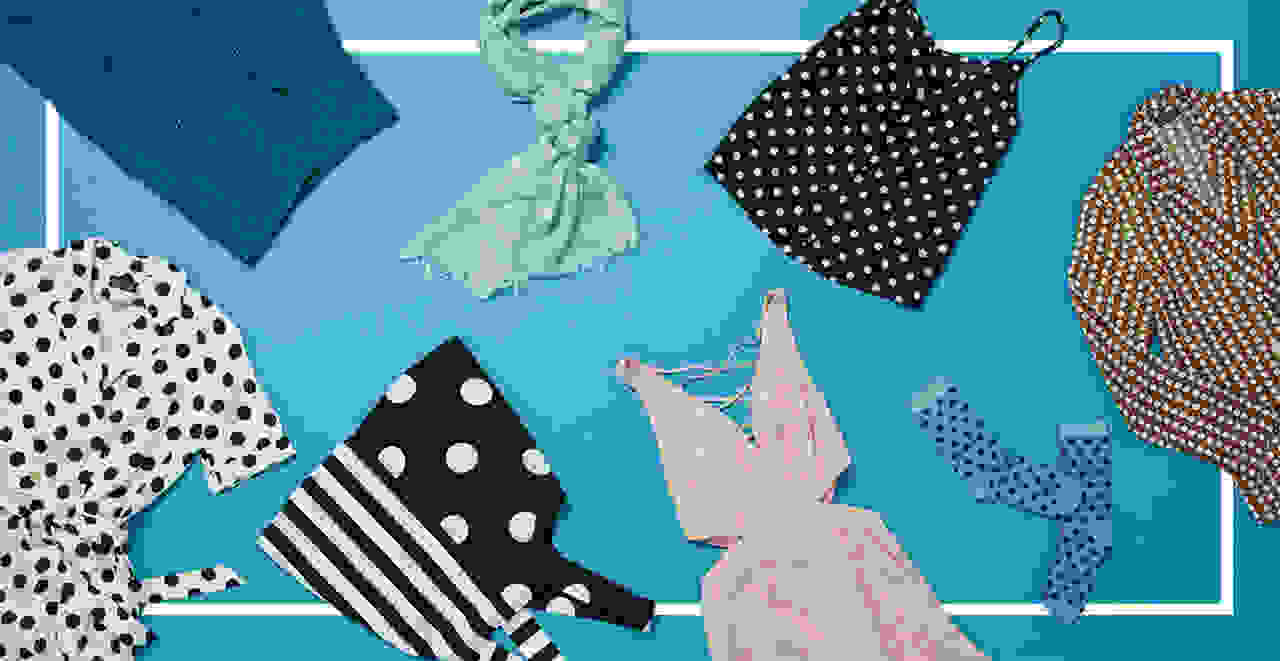 Spot on: 3 Ways to Wear Polka Dots