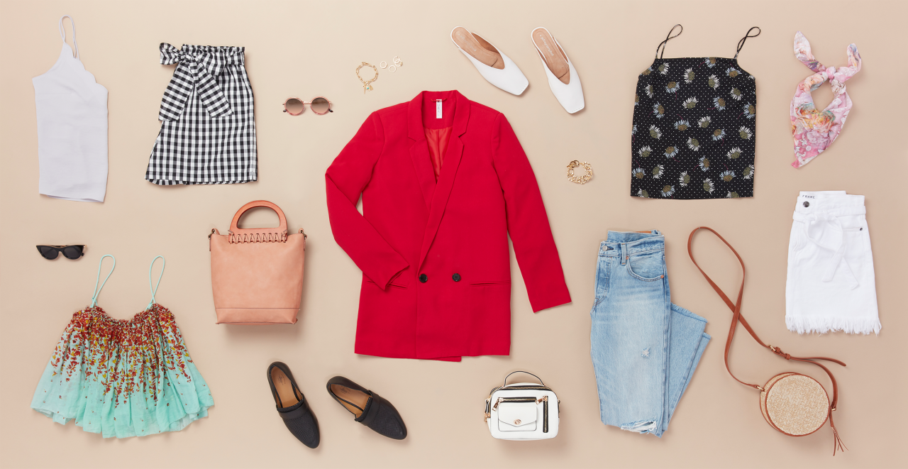 Statement Blazer, 5 Ways