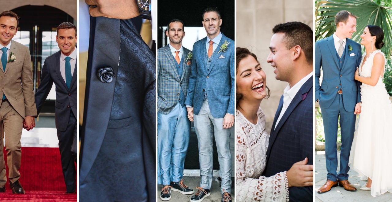 The Biggest Myths About Wedding Suits